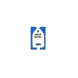 GRILLE LAV ARGT 925 MED. x25
