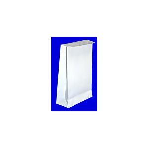 POCHETTE 15x10cm BLANC BRILLANT x25
