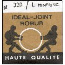 JOINT MINERING EN L taille