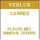 PLAQUE MINERALE CARREE