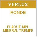 PLAQUE MINERALE RONDE taille