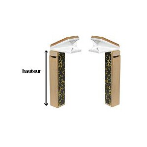 SOUFFLET COUCOU 7cmPAIRE