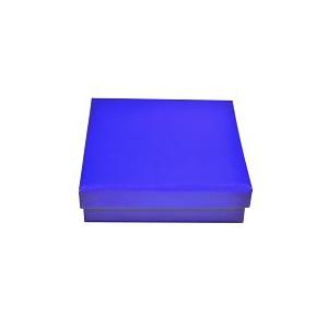 ECRIN 8x8 CARTON orange ou bleu x100