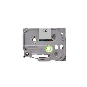 RUBAN 24mm NOIR/BLANC TZ 355