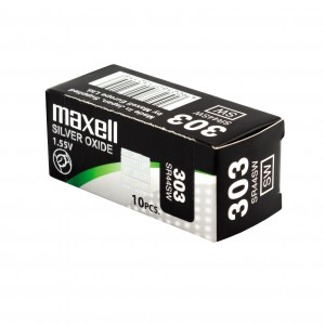 PILE MAXELL 303 x10