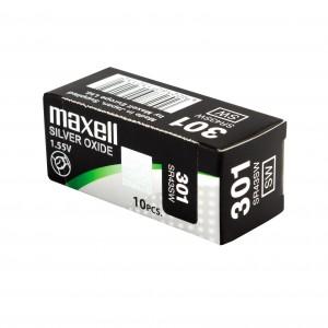 PILE MAXELL 301 x10