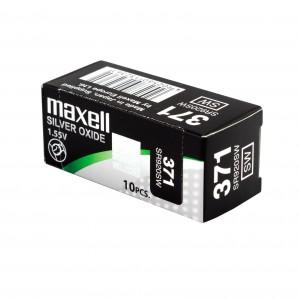 PILE MAXELL 371 x10