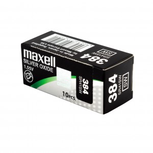 PILE MAXELL 384 x10