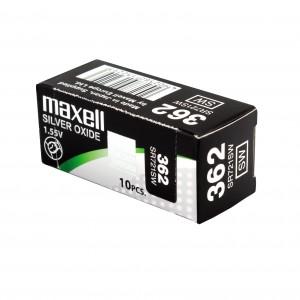 PILE MAXELL 362 x10