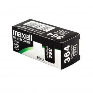 PILE MAXELL 364 x10