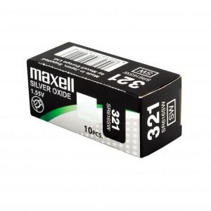 PILE MAXELL 321 x10