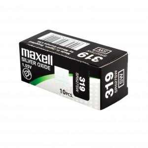 PILE MAXELL 319 x10