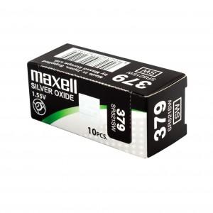 PILE MAXELL 379 x10