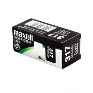 PILE MAXELL 317 x10