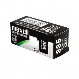 PILE MAXELL 335 x10