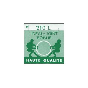 JOINT VERT LARGE 160/350 taille