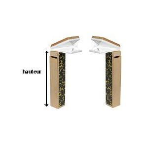 SOUFFLET COUCOU 14cmPAIRE
