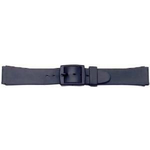 PVC plat noir x5