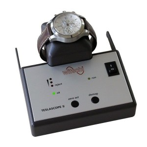 DEMAGNETISEUR Witschi Teslascope II