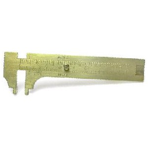 PIED A COULISSE LAITON 8cm