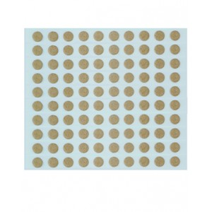 ADHESIF DOUBLE 3mm ROND